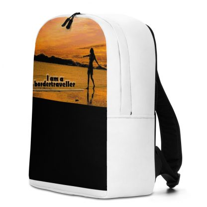 Mini Backpack – Bordertraveller Beach