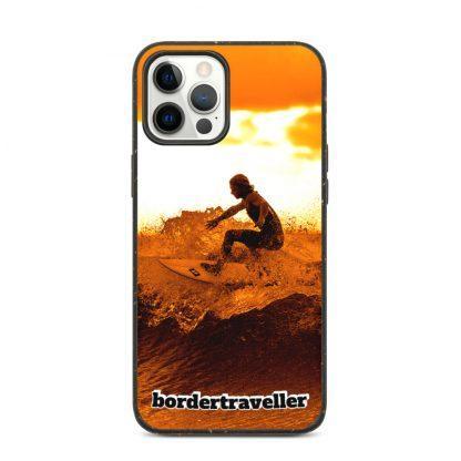 Biodegradable iPhone case – Bordertraveller Ocean