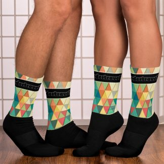 Stylish Socks – Bordertraveller Multi