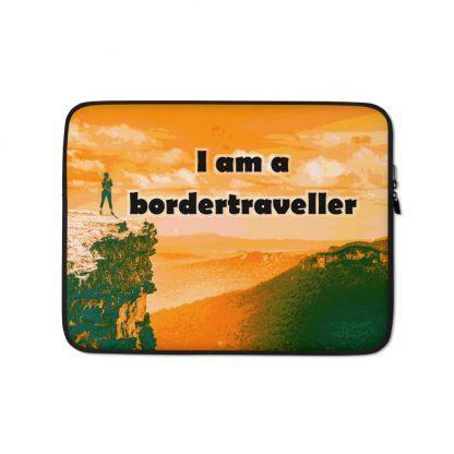 Laptop Sleeve – Bordertraveller Mountain