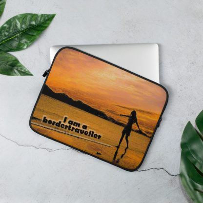 Laptop Fodral – Bordertraveller Beach