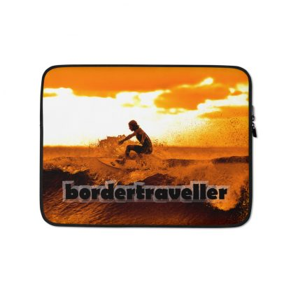 Laptop Fodral – Bordertraveller Ocean