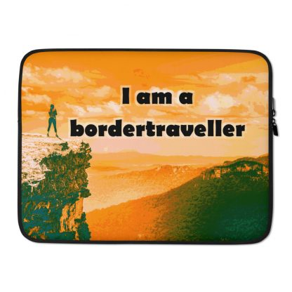 Laptop fodral – Bordertraveller Mountain
