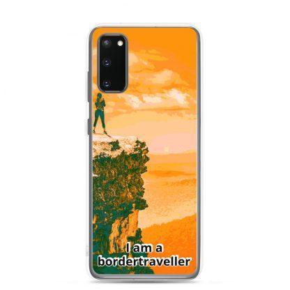 Samsung fodral – Bordertraveller Mountain